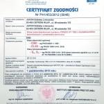 EI60 Door -  PONZIO NT 78EI
